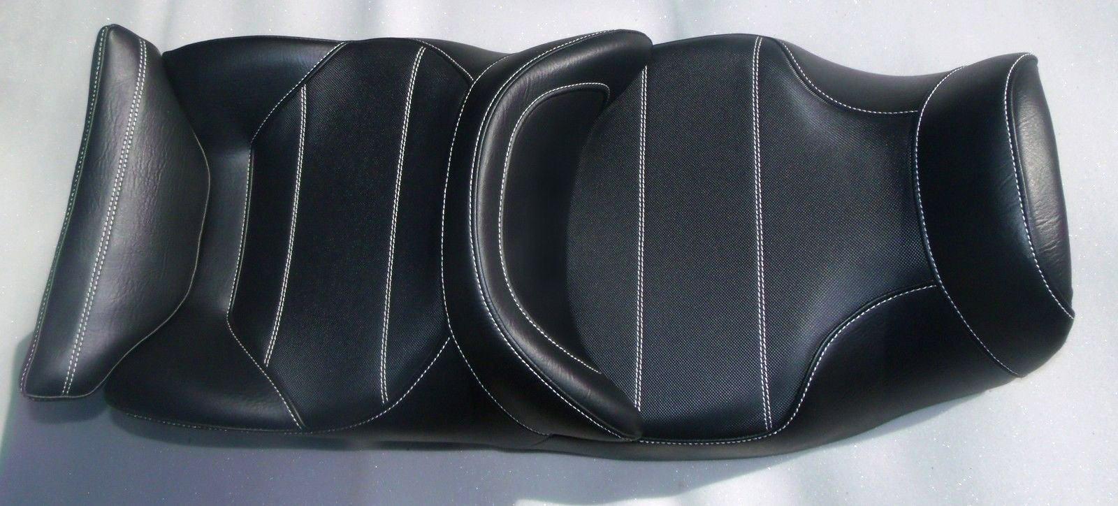 Sitzbankbezug für Suzuki Burgman 650 Bezug Sitzbezug