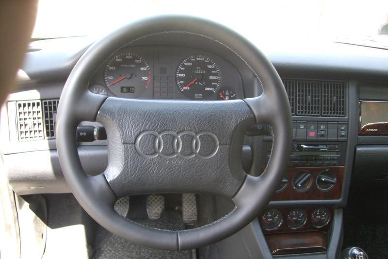 Türverkleidung beziehen neu b4 80 audi Günstige Audi